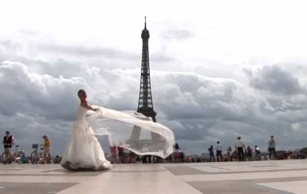 Amandine i Marcin, Paryż